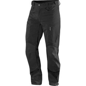 Haglöfs M's Rugged II Mountain Pant true black solid short